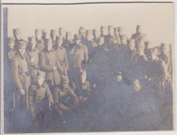 SERBIA, KINGDOM OF YUGOSLAVIA  -- ARMY IN  SARAJEVO  ~  S. R. O.  KADETTEN, VRACA ~ 1930 ~  6,5 Cm X 5 Cm - Militaria
