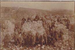 SERBIA, KINGDOM OF YUGOSLAVIA  -- ARMY IN  SARAJEVO  ~  S. R. O.  KADETTEN, PASINO BRDO ~ 1930 ~  8 Cm X 6 Cm - Militaria