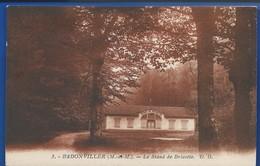 BADONVILLER    Le Stand De Bricotte   écrite En 1932 - France