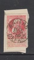 COB 74 Oblitéré ANVERS Départ - 1905 Grosse Barbe