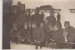 SERBIA, KINGDOM OF YUGOSLAVIA  -- ARMY IN  SARAJEVO  ~  S. R. O.  KADETTEN,  ~ 1929 ~  7,7 Cm X 5,5 Cm - Militaria