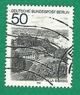 * 1982 N° 646  MONUMENTS DE BERLIN VILLA BORSIG   OBLITÉRÉ TB - [5] Berlin