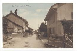 21395  - La Praz Dans Le Village - VD Vaud