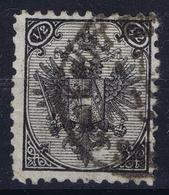 Österreichisch- Bosnien Und Herzegowina Mi. 1 Obl./Gestempelt/used    Perfo 10,5 - 1850-1918 Impero