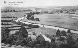 Florenville Sur Semois Vue Vers Martué - Florenville