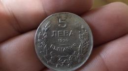 Bulgaria 5 Leva 1930 - Bulgaria
