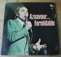 """Vinyle """"Aznavour"""" """"Formidable"""" - Collectors"""
