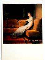 #544  Portrait Of Josephine By  Francois Gerard - Fine Art Picture Postcard 1983 - Pittura & Quadri