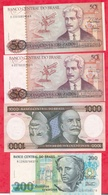 Brésil 7 Billets ----UNC/NEUF - Brésil