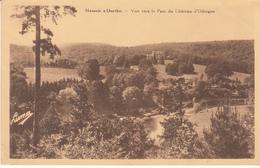 Hamoir S/Ourthe. - Vue Vers Le Parc Du Château D' Odeigne - Hamoir