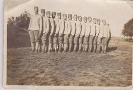 SERBIA, KINGDOM OF YUGOSLAVIA  --  SOLDATEN,  ~  BIJELJINA, 1937  ~  8,5 Cm X 6 Cm - Militaria