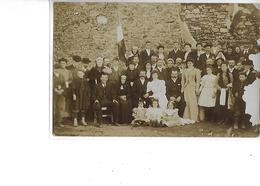 CARTE POSTALE PHOTO Non Identifiée  Famille - Photographs