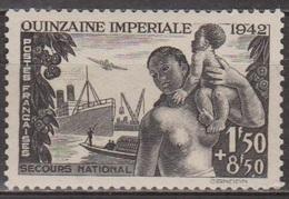 Quinzaine Impériale - 1942 - FRANCE - N° 543 ** - France
