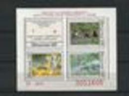 Macedonia  - 1993 TB Week Perf S/sheet  MNH **   Sc RA43b - Macedonia