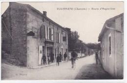 Charente - Vouharte - Route D'Angoulême - Autres Communes