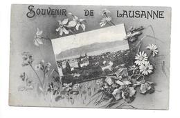 SUISSE.. Souvenir De LAUSANNE - VD Vaud
