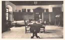 Schloss Vaduz (Liechtenstein) Bibliothekzimmer - 12.07.1937 - Liechtenstein