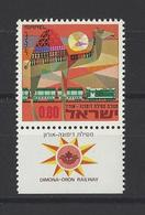 ISRAEL.  YT   N° 404  Neuf **  1970 - Neufs (avec Tabs)