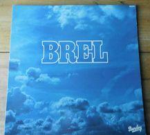"""Vinyle """"Jacques Brel""""  """"Brel"""" - Collectors"""