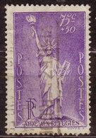 FRANCE - 1936 - YT N° 309 - Oblitéré - Réfugiés Politiques - France