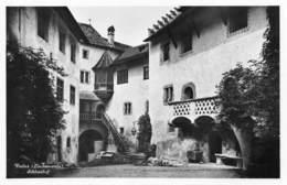 Schloss Vaduz (Liechtenstein) Schlosshof  - 12.07.1937 - Liechtenstein