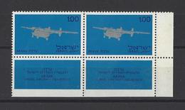 ISRAEL.  YT   N° 412  Neuf **  1970 - Neufs (avec Tabs)