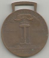 Prima Guerra Mondiale, 1914-1918, Medaglia Per I Combattenti Interalleati, Br. 3,5 Cm. - Italia