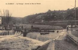 Clamecy - Le Flottage - Arrivée Du Bois Au Pertuis - Ecluse - Cecodi N'1139 - Clamecy