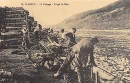 Clamecy - Le Flottage - Triage Du Bois - Cecodi N'1141 - Clamecy