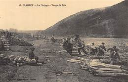 Clamecy - Le Flottage - Tirage Du Bois - Cecodi N'1143 - Clamecy