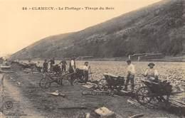 Clamecy - Le Flottage - Tirage Du Bois - Cecodi N'1142 - Clamecy