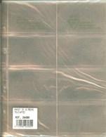 Yvert Et Tellier -  RECHARGES TELECARTES Pour RELIURE CARAVELLE/GALION (Plastique Rigide, REF. 26080) - Matériel