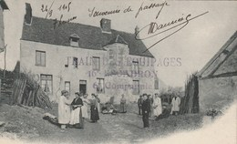 CPA 60 (Oise) BARON / LA CITE BIAURIN / TOP ANIMATION - Nanteuil-le-Haudouin