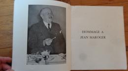 Hommage A Jean Maroger 1958 - Biographie