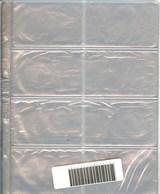Yvert Et Tellier -  RECHARGES TELECARTES Pour RELIURE CARAVELLE/GALION (Plastique Souple, REF. 25065) - Matériel