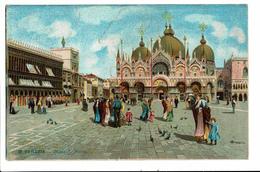 CPA - Carte Postale-Italie - Venezia - Chiesa   S. Marco-1909- S5142 - Venezia