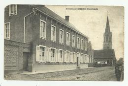 Bikschote  - Bixschoote   *  Annuntiatenklooster - Langemark-Poelkapelle