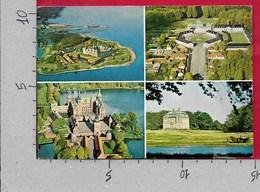 CARTOLINA VG DANIMARCA - KRONBORG Castle - Fredensborg Palace - Vedutine Multivue - 10 X 15 - ANN. 1971 - Danimarca