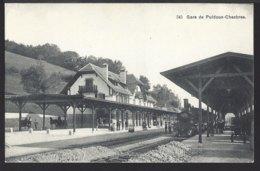 Puidoux - Chexbres - La Gare - Bahnhof - Train à Vapeur - Dampflok - Chemin De Fer - Bahn - VD Vaud