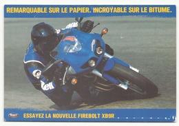 MOTO FIREBOLT XB9R - Motos