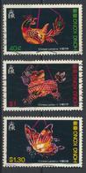 °°° HONG KONG - Y&T N°425/27 - 1984 °°° - 1997-... Chinese Admnistrative Region