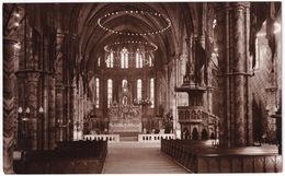Budapest - Koronázo Templom Belseje - Interieur De L'église Couronnement - Hongarije
