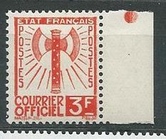 FRANCE  SERVICE   N°  10  **  TTB - Officials