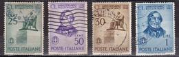 Regno D'Italia, 1942 - Rossini - Nr.466/469 Usato° - 1900-44 Victor Emmanuel III
