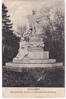 Budapest - Semmelweis Szobor - Semmelweis-Denkmal - 1962 - Hongarije