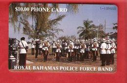 Chip Phonecard     MINT - Bahama's