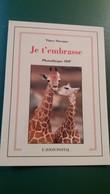 CPM GIRAFE JE T EMBRASSE VINCE STREANO PHOTOTHEQUE SDP ASPECT LIVRE BEST SELLERS - Girafes