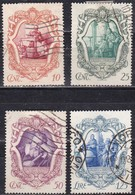 Regno D'Italia, 1942 - Galileo Galilei - Nr.462/465 Usato° - 1900-44 Vittorio Emanuele III