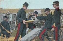 Militaria : Artillerie : Chargez La Pièce ! - War 1914-18