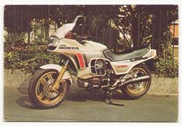 MOTO HONDA TURBO 500 CC - Motorräder